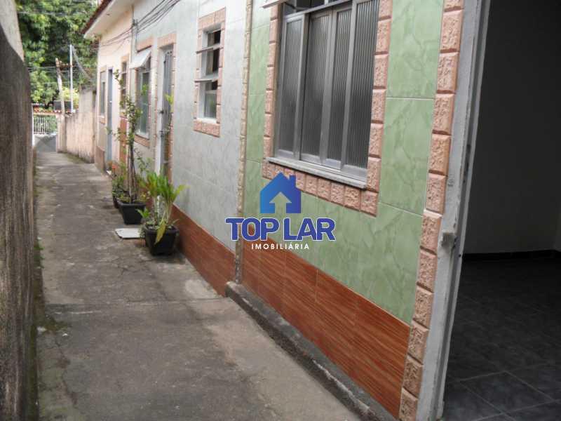 01 - Casa vila ( precisa obra ), vazia, linear, sl, qto, coz, bh, área. ( Rua da Comlurb - próx Pça 2 ) - HACV10003 - 1