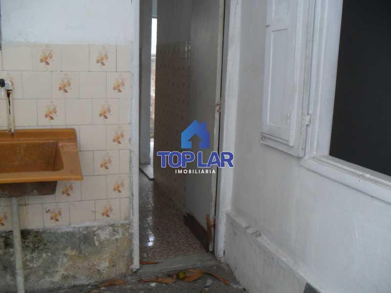 15 - Casa vila ( precisa obra ), vazia, linear, sl, qto, coz, bh, área. ( Rua da Comlurb - próx Pça 2 ) - HACV10003 - 16