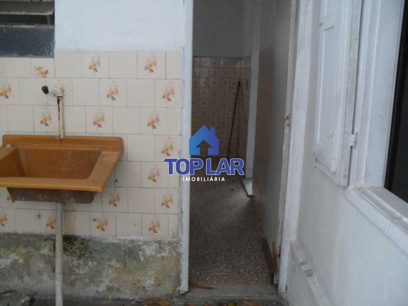 18 - Casa vila ( precisa obra ), vazia, linear, sl, qto, coz, bh, área. ( Rua da Comlurb - próx Pça 2 ) - HACV10003 - 19