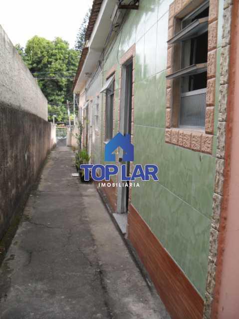 20 - Casa vila ( precisa obra ), vazia, linear, sl, qto, coz, bh, área. ( Rua da Comlurb - próx Pça 2 ) - HACV10003 - 21