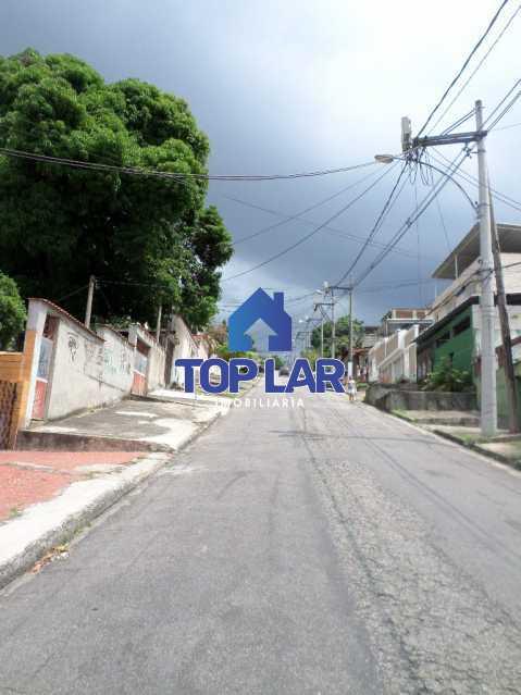 24 - Casa vila ( precisa obra ), vazia, linear, sl, qto, coz, bh, área. ( Rua da Comlurb - próx Pça 2 ) - HACV10003 - 25