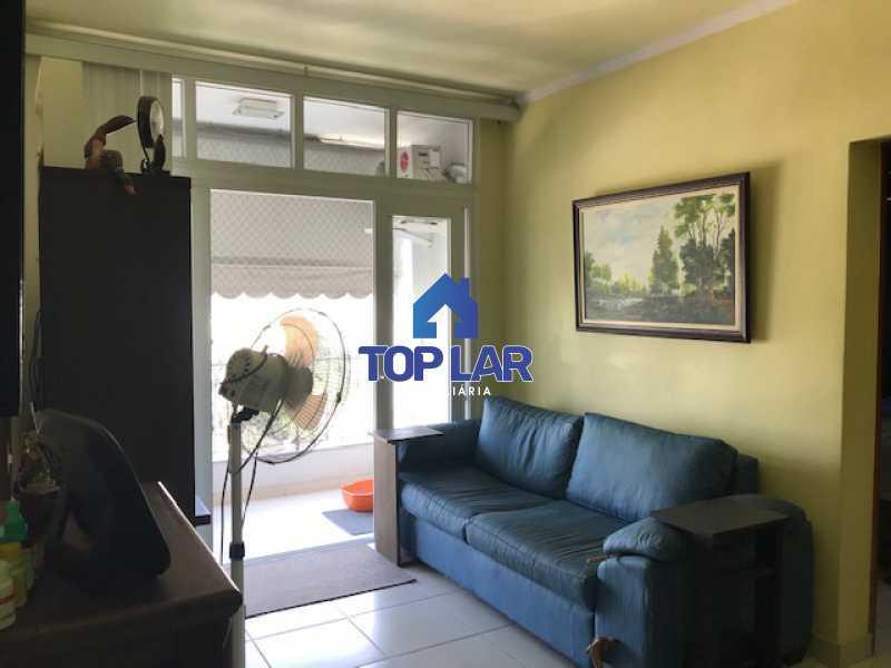 IMG_2849 - Excelente apartamento de 1 quarto, sala, varanda, cozinha e área de serviço com 1 vaga. - HAAP10023 - 10