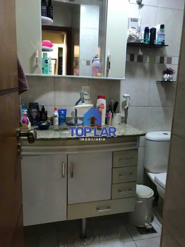 IMG_2858 - Excelente apartamento de 1 quarto, sala, varanda, cozinha e área de serviço com 1 vaga. - HAAP10023 - 15