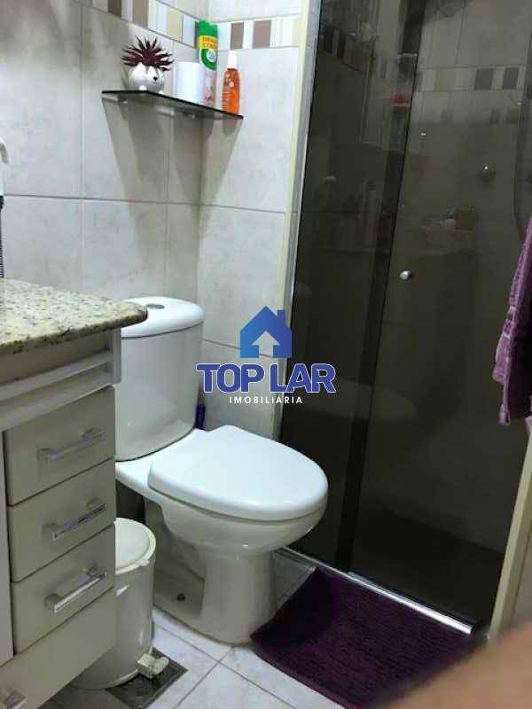 IMG_2861 - Excelente apartamento de 1 quarto, sala, varanda, cozinha e área de serviço com 1 vaga. - HAAP10023 - 17
