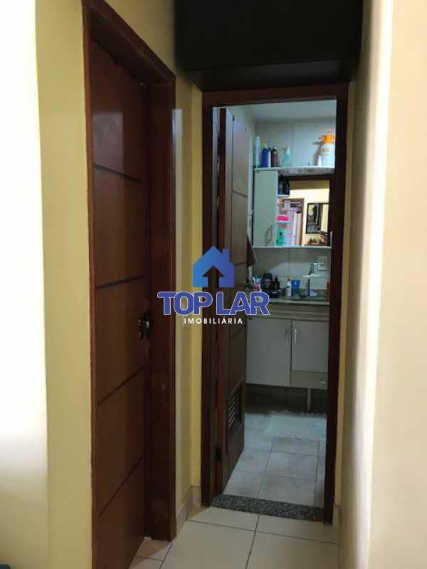 IMG_2862 - Excelente apartamento de 1 quarto, sala, varanda, cozinha e área de serviço com 1 vaga. - HAAP10023 - 14