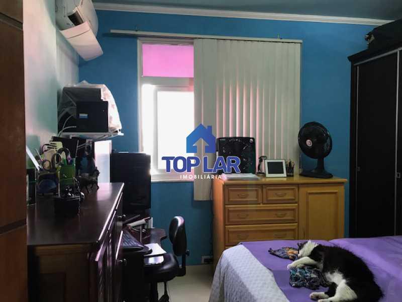 IMG_2864 - Excelente apartamento de 1 quarto, sala, varanda, cozinha e área de serviço com 1 vaga. - HAAP10023 - 19