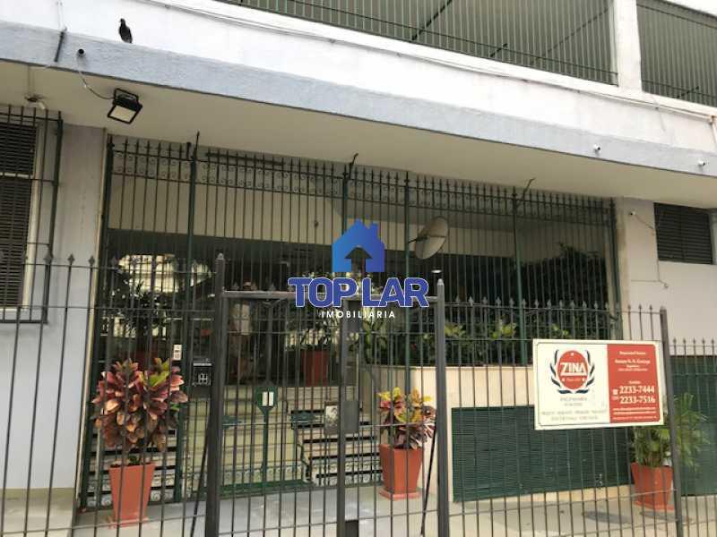 IMG_2875 - Excelente apartamento de 1 quarto, sala, varanda, cozinha e área de serviço com 1 vaga. - HAAP10023 - 3