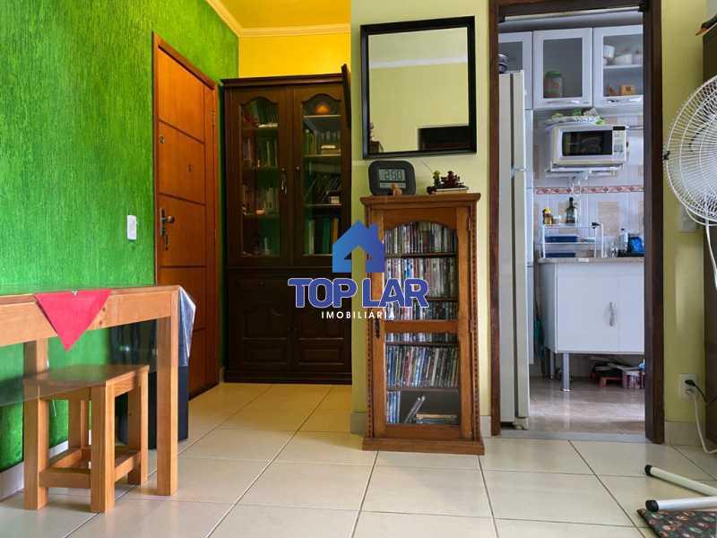 WhatsApp Image 2020-12-05 at 1 - Excelente apartamento de 1 quarto, sala, varanda, cozinha e área de serviço com 1 vaga. - HAAP10023 - 12