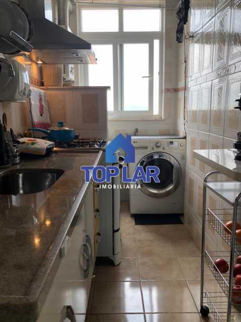 WhatsApp Image 2020-12-05 at 1 - Excelente apartamento de 1 quarto, sala, varanda, cozinha e área de serviço com 1 vaga. - HAAP10023 - 21