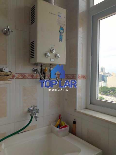 WhatsApp Image 2020-12-05 at 1 - Excelente apartamento de 1 quarto, sala, varanda, cozinha e área de serviço com 1 vaga. - HAAP10023 - 22