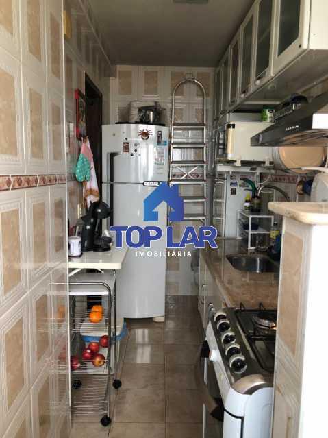 WhatsApp Image 2020-12-05 at 1 - Excelente apartamento de 1 quarto, sala, varanda, cozinha e área de serviço com 1 vaga. - HAAP10023 - 23