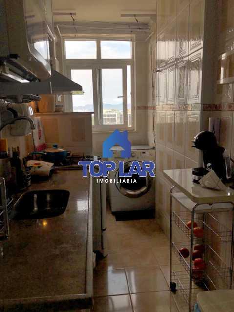 WhatsApp Image 2020-12-05 at 1 - Excelente apartamento de 1 quarto, sala, varanda, cozinha e área de serviço com 1 vaga. - HAAP10023 - 24