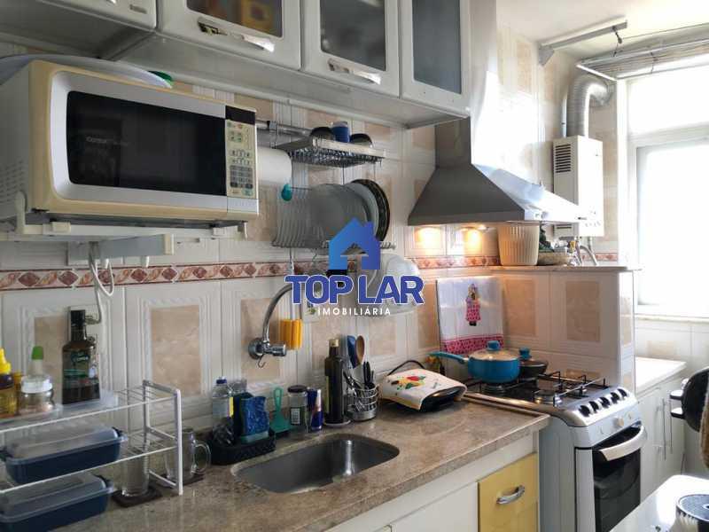 WhatsApp Image 2020-12-05 at 1 - Excelente apartamento de 1 quarto, sala, varanda, cozinha e área de serviço com 1 vaga. - HAAP10023 - 25