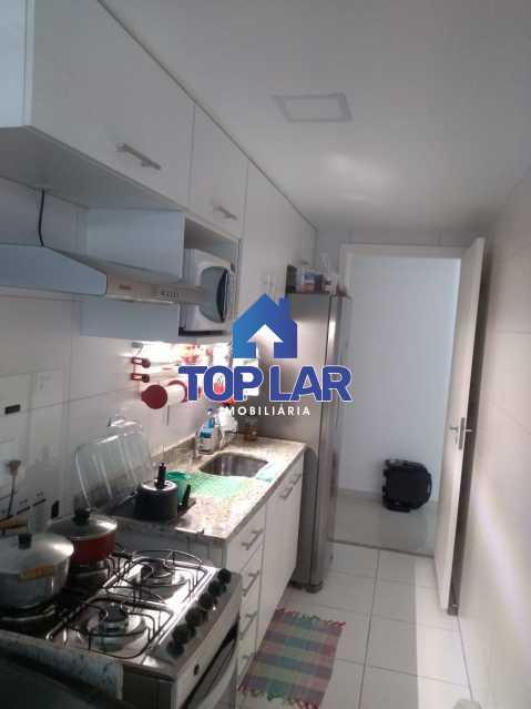01. - Excelente Apartamento 2 quartos com 1 suite, 1 vaga e condomínio com toda Infra. - HAAP20171 - 4