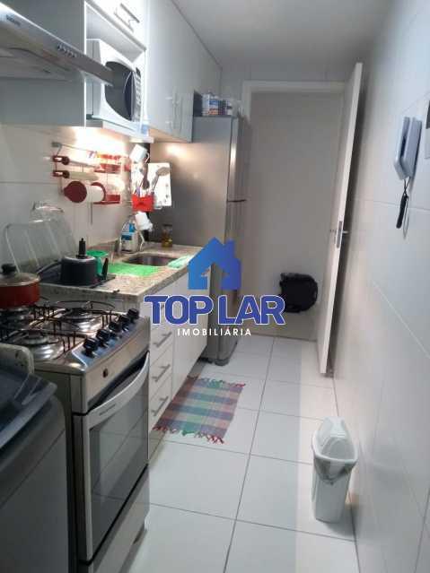 04. - Excelente Apartamento 2 quartos com 1 suite, 1 vaga e condomínio com toda Infra. - HAAP20171 - 6