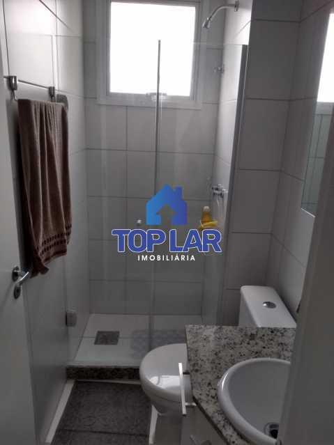 11. - Excelente Apartamento 2 quartos com 1 suite, 1 vaga e condomínio com toda Infra. - HAAP20171 - 14