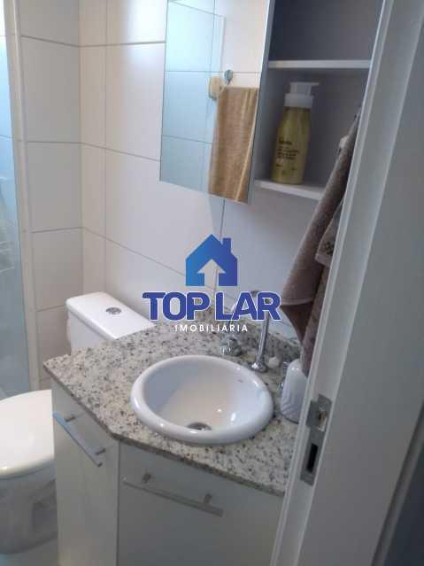 12. - Excelente Apartamento 2 quartos com 1 suite, 1 vaga e condomínio com toda Infra. - HAAP20171 - 15