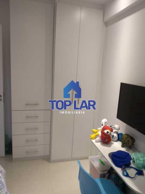14. - Excelente Apartamento 2 quartos com 1 suite, 1 vaga e condomínio com toda Infra. - HAAP20171 - 17