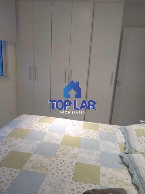 17. - Excelente Apartamento 2 quartos com 1 suite, 1 vaga e condomínio com toda Infra. - HAAP20171 - 20