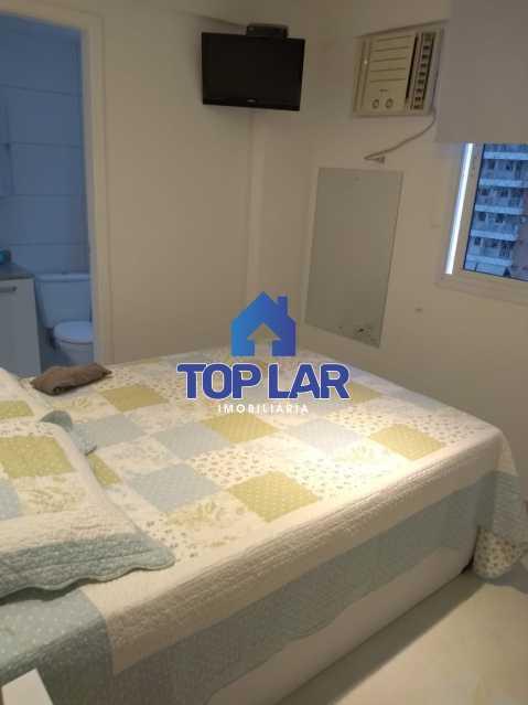 19. - Excelente Apartamento 2 quartos com 1 suite, 1 vaga e condomínio com toda Infra. - HAAP20171 - 21