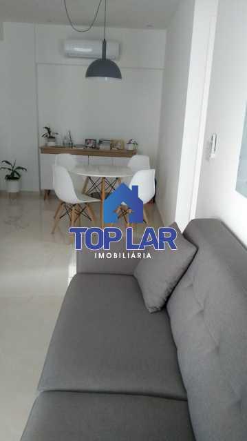 21. - Excelente Apartamento 2 quartos com 1 suite, 1 vaga e condomínio com toda Infra. - HAAP20171 - 12