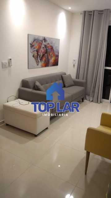 22. - Excelente Apartamento 2 quartos com 1 suite, 1 vaga e condomínio com toda Infra. - HAAP20171 - 11