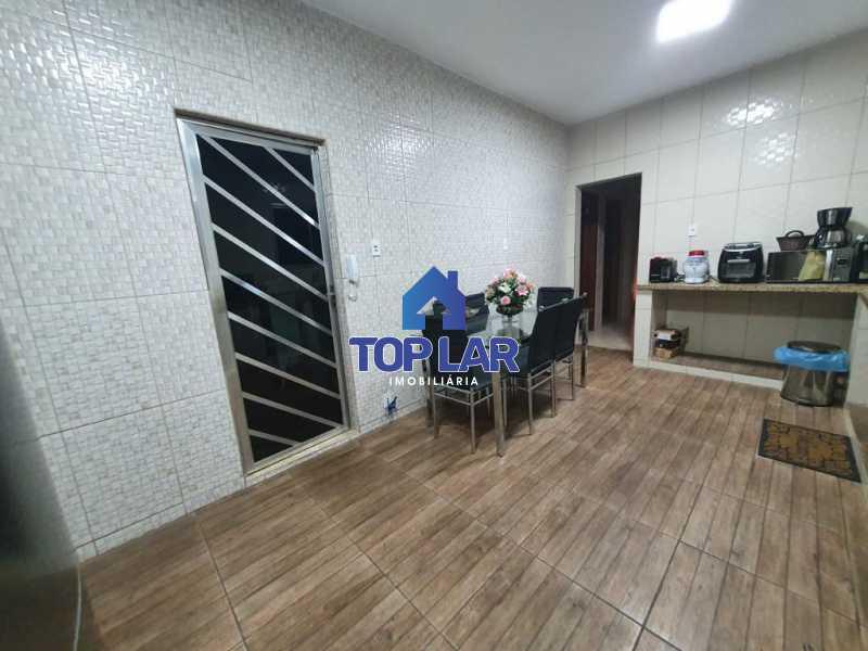 IMG-20210306-WA0088 - Linda casa linear, fte rua, 6qtos-2stes, coz.planej.,área gourmet, pisc., 2gar. (Próx.Bicão) - HACA60001 - 13