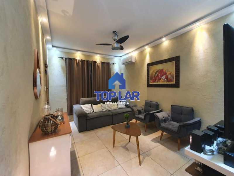 IMG-20210306-WA0101 - Linda casa linear, fte rua, 6qtos-2stes, coz.planej.,área gourmet, pisc., 2gar. (Próx.Bicão) - HACA60001 - 16