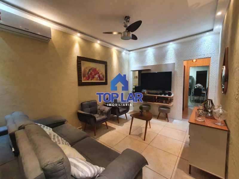 IMG-20210306-WA0103 - Linda casa linear, fte rua, 6qtos-2stes, coz.planej.,área gourmet, pisc., 2gar. (Próx.Bicão) - HACA60001 - 18