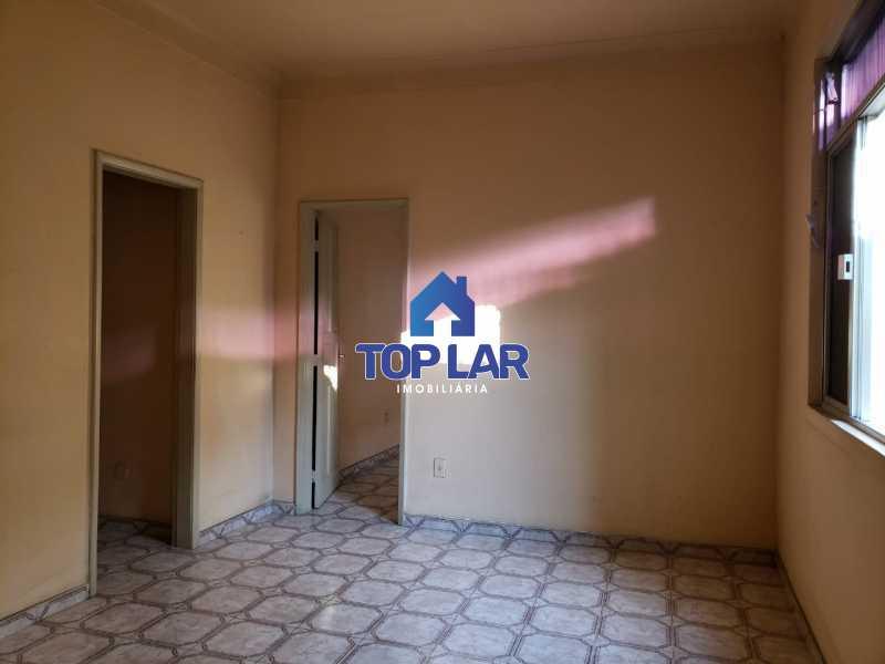 07 - Aptº tipo casa, térreo (57m²), rua fechada, sla, 1qto, coz., 02 áreas. (Próx.Polo Gastronômico V.Alegre) - HAAP10028 - 8