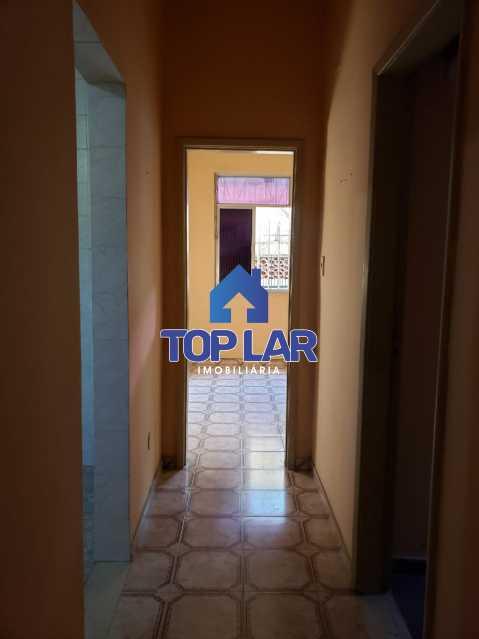 12 - Aptº tipo casa, térreo (57m²), rua fechada, sla, 1qto, coz., 02 áreas. (Próx.Polo Gastronômico V.Alegre) - HAAP10028 - 13