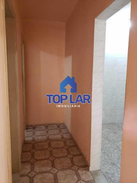 15 - Aptº tipo casa, térreo (57m²), rua fechada, sla, 1qto, coz., 02 áreas. (Próx.Polo Gastronômico V.Alegre) - HAAP10028 - 16