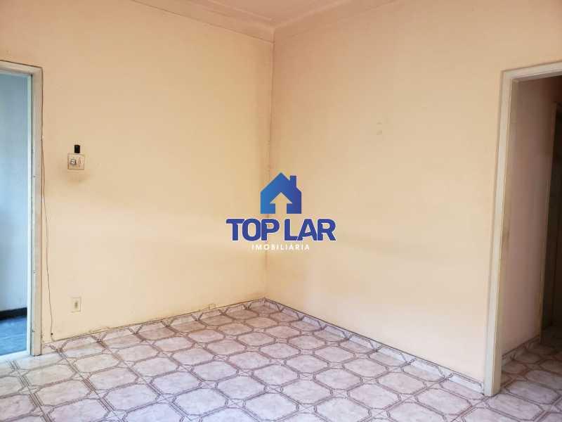 22 - Aptº tipo casa, térreo (57m²), rua fechada, sla, 1qto, coz., 02 áreas. (Próx.Polo Gastronômico V.Alegre) - HAAP10028 - 23