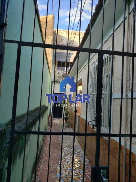 26 - Aptº tipo casa, térreo (57m²), rua fechada, sla, 1qto, coz., 02 áreas. (Próx.Polo Gastronômico V.Alegre) - HAAP10028 - 27
