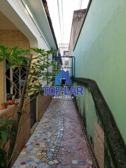 27 - Aptº tipo casa, térreo (57m²), rua fechada, sla, 1qto, coz., 02 áreas. (Próx.Polo Gastronômico V.Alegre) - HAAP10028 - 28