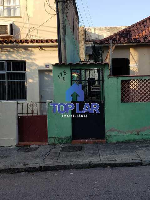 28 - Aptº tipo casa, térreo (57m²), rua fechada, sla, 1qto, coz., 02 áreas. (Próx.Polo Gastronômico V.Alegre) - HAAP10028 - 29