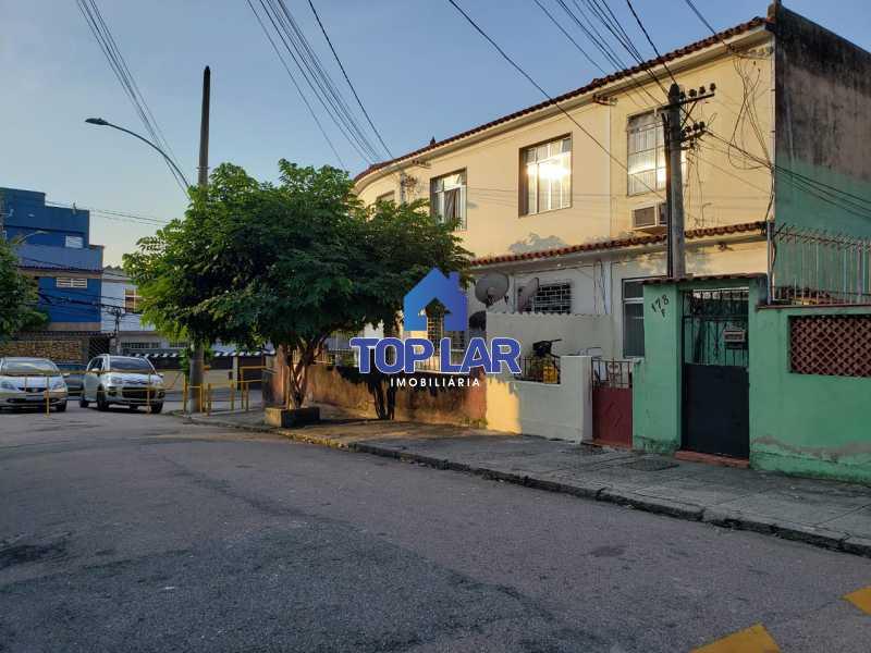 29 - Aptº tipo casa, térreo (57m²), rua fechada, sla, 1qto, coz., 02 áreas. (Próx.Polo Gastronômico V.Alegre) - HAAP10028 - 30