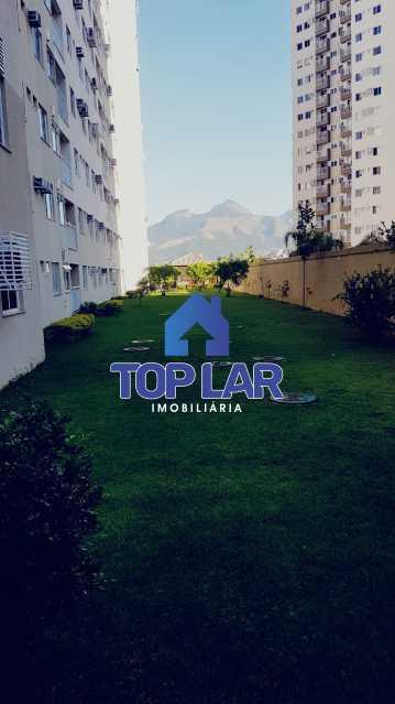 10. - Apartamento 2 quartos no América Condomínio Clube, em Del Castilho. - HAAP20179 - 11