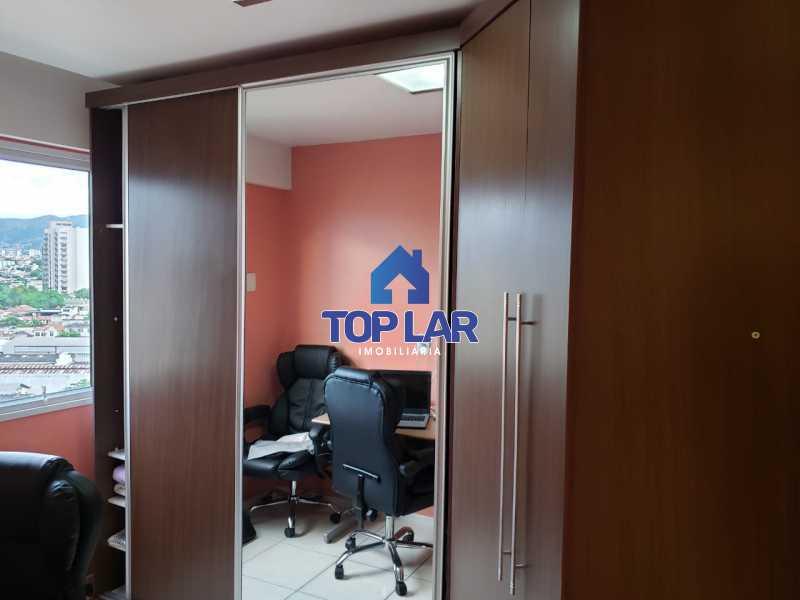 14. - Apartamento 2 quartos no América Condomínio Clube, em Del Castilho. - HAAP20179 - 15