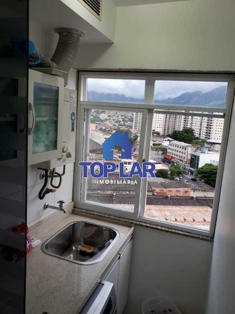 20. - Apartamento 2 quartos no América Condomínio Clube, em Del Castilho. - HAAP20179 - 21