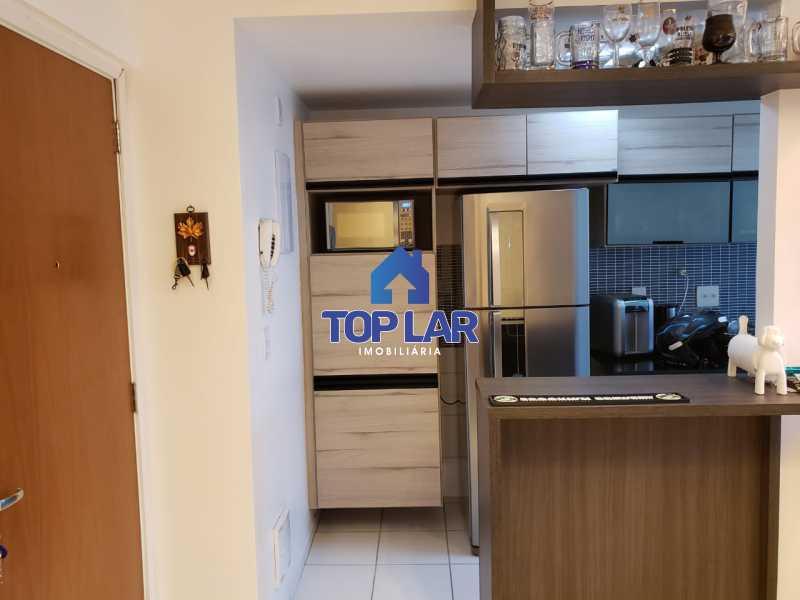 23. - Apartamento 2 quartos no América Condomínio Clube, em Del Castilho. - HAAP20179 - 24
