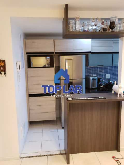 24. - Apartamento 2 quartos no América Condomínio Clube, em Del Castilho. - HAAP20179 - 25