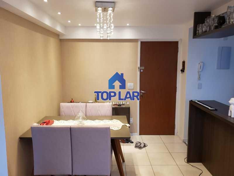 26. - Apartamento 2 quartos no América Condomínio Clube, em Del Castilho. - HAAP20179 - 27