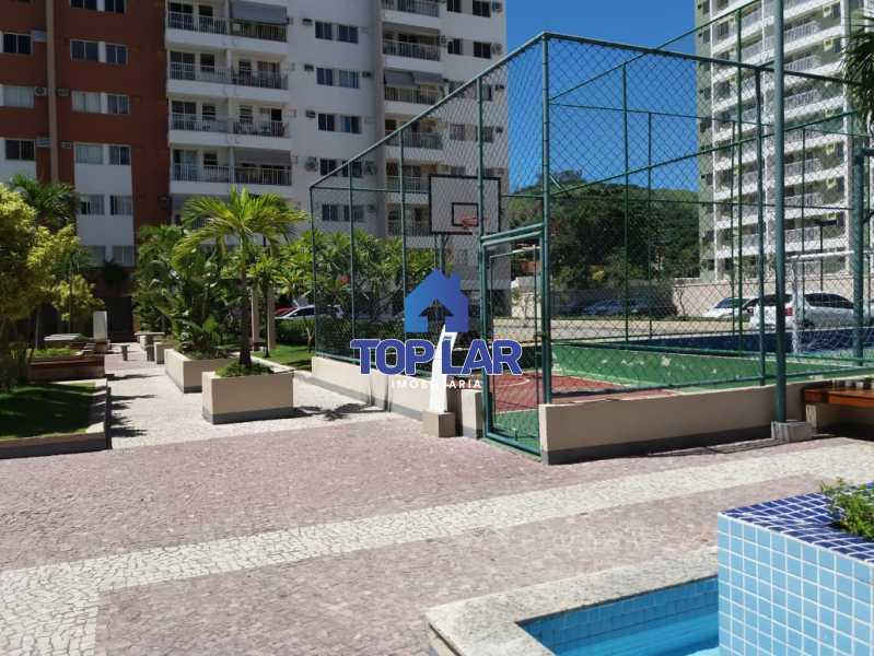 8. - Aparto, fte, vrda, sls, 2qtos-1ste, estacto, total infra. Ac.carta! (Pátio Carioca) - HAAP20180 - 9