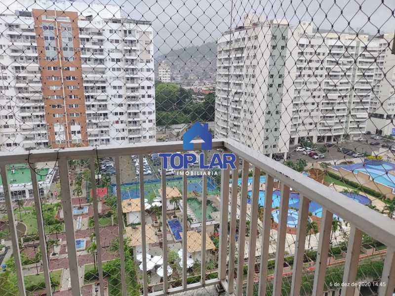 24. - Aparto, fte, vrda, sls, 2qtos-1ste, estacto, total infra. Ac.carta! (Pátio Carioca) - HAAP20180 - 11