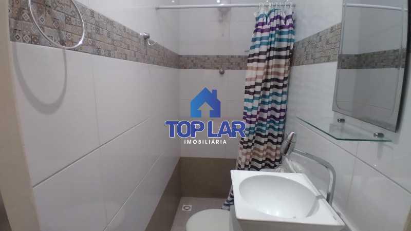 16. - Apartamento 2 quartos,1 com suíte, 1vaga, 86m2 na Tijuca. - HAAP20182 - 17