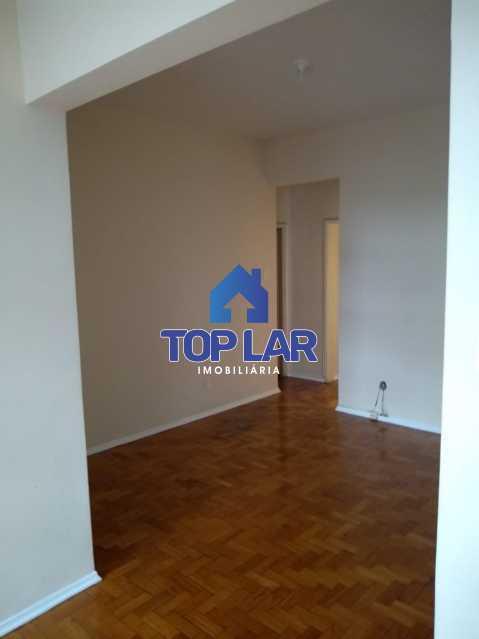 02. - Apartamento 2 quartos 83m, no Flamengo. - HAAP20183 - 3