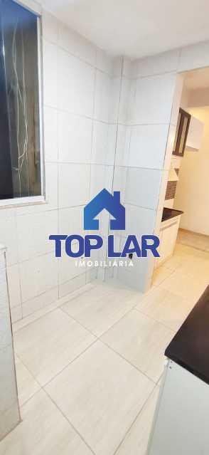 12. - Apartamento 3 quartos recem reformado em Olaria - HAAP30041 - 13