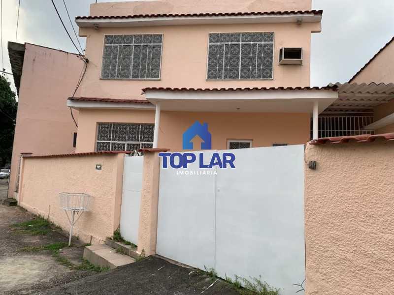 01. - Casa linear, 1 quarto com garagem em Irajá - HACA10003 - 1