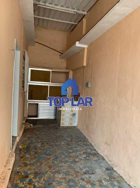 19. - Casa linear, 1 quarto com garagem em Irajá - HACA10003 - 20
